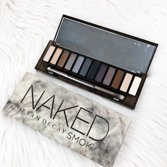Urban Decay Other - NEW Urban Decay Naked Smokey Eyeshadow Palette